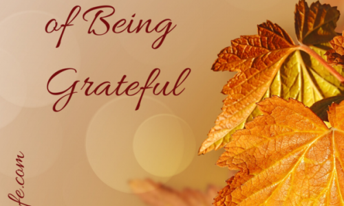 6 Tips for Being Grateful
